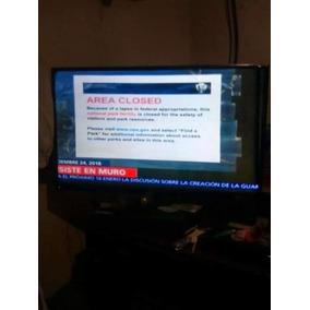 Tv. 38 Usado Excelente Condiciones Pantalla Plana