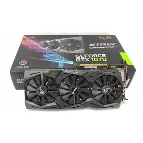 Asus Geforce Gtx1070 8gb Republic Of Gamers Strix Oc Edition