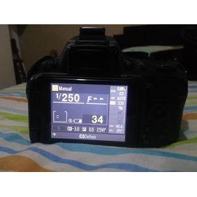 Nikon D5100+acessorios