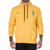 916044cf79dae Moletom Blusa De Frio Masculino Seleção Da Brasileira Brasil