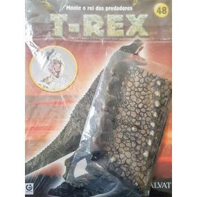 Coleção T-rex Salvat Nº 48 Fascículo + Peça