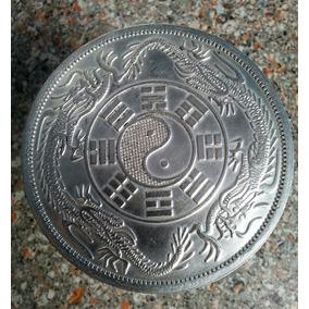 Moeda Gigante Feng Shui