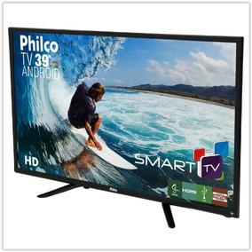 Tv Led Android Smart 39 Ph39e60dsgwa Philco -frete Grátis(*)