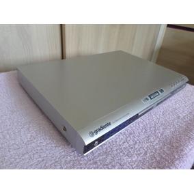 Dvd Player Marca Gradiente Modelo D-470. Vide Descrição.