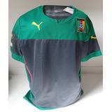 4d1e4ca56abd3 Camisa Futebol Camarões - Puma S nº Tamanho G Nova