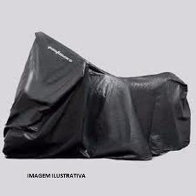 Capa Para Moto Pantaneiro Pvc Grande (forrada Com Feltro)