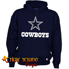 Sudadera Nfl Cowboys Dallas Vaqueros By Tigre Texano Designs