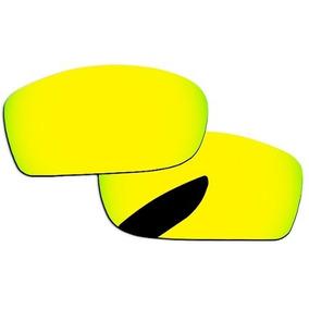 Oculos Oakley Crosshair Dourado - Óculos no Mercado Livre Brasil c079cd78676