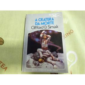 Livro A Cratera Da Morte