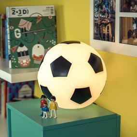 Abajur Bola De Futebol - Casa ce442a41675f2