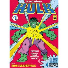 O Incrível Hulk Abril Completa (1 A 165), Frete Grátis!