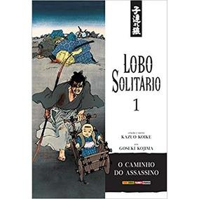 Lobo Solitário - Volume 01