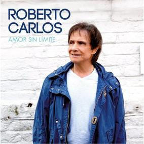 Roberto Carlos Amor Sin Límite - Lp / Mpb