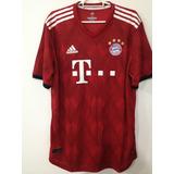 Camisa adidas Do Bayern Munich 2018 Modelo Jogador Original