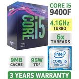 Procesador Core I5 9400f / Envió Gratis