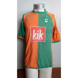 Camiseta Werder Bremen 2005-2006 Titular Nº11 Klose Kappa 77ba8f2a2fdb0
