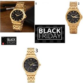4aa55ac7694 Relogio Curren 2017 - Relógios De Pulso no Mercado Livre Brasil