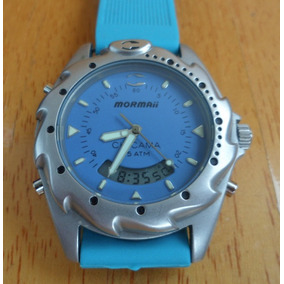 59bd435b042 Relógio Mormaii technos Jaws 2115ar - - Relógios De Pulso no Mercado ...