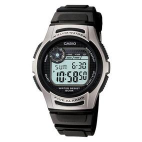 179b0a0d510 Relogio Casio W 213 1av - Relógios no Mercado Livre Brasil