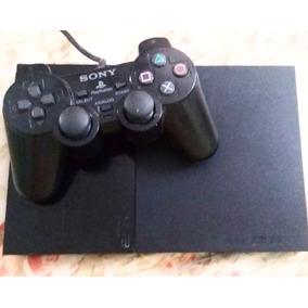 Playstation 2 Usado Com 1 Controle