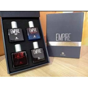Kit Mini Empire Hinode 25ml Cada - Frete Gratis + Brinde