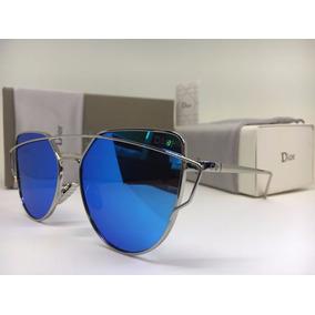 Conjunto Blogueira Infantil De Sol Outros Oculos Dior - Óculos no ... eaf51572b7