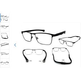 32df13536ce92 Oculos De Grau Masculino Esportivo Titanium - Óculos no Mercado ...