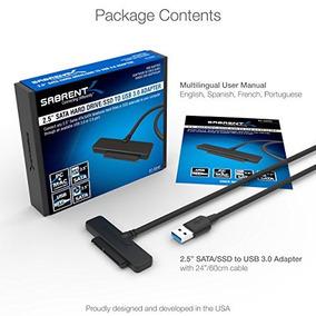 Cable Adaptador Original 2,5´´hard Drive Sata- Usb3.0 20$