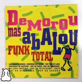 Lp Demorou Mas Abalou Funk Total Disco Vinil You Can Dance