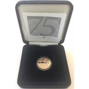 Moneda Oro 75 Aniversario Bcra