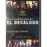 Dvd El Decalogo / De Krzysztof Kieslowski