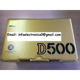 Nikon Nikon D500 Black Friday Ventas 10% Descuento