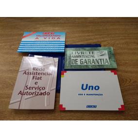 Manual Do Proprietário Uno Sx 2 Portas 1998