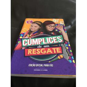 2fc09073cf0f9 Livro Cúmplices De Um Resgate - Universo Dos Livros - Sbt