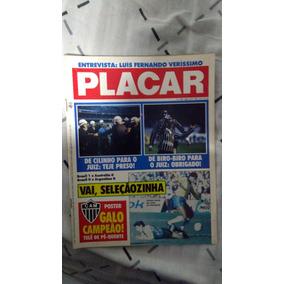 Revista Placar N°945 15 De Julho 1988