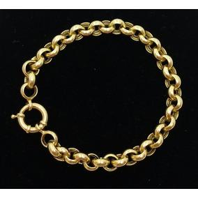 79464cfaff9 Pulseira Elos Portugueses Ouro 18 K Peso 15