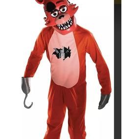Disfraz Foxy Fiv - Disfraces en Mercado Libre México 1f085220bbb