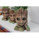 Maceta Macetero Baby Groot Desde 25 Soles Ceramica Artificia