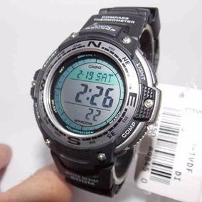 f5d3c87b095 Relogio Casio Com Bussola Termometro - Relógio Casio Masculino no ...