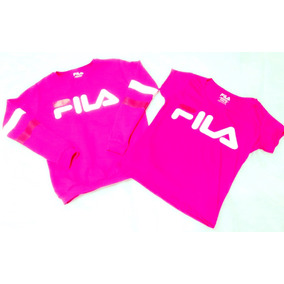 Buzo F.i.l.a. Vintage Mujer Hip Hop Swag Trap Brands