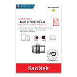 Memoria Dual Usb Otg Sandisk 64gb