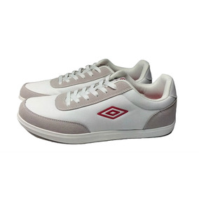 Tenis Umbro Premier, White-27 Mx-original