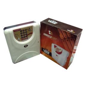 Energizador De Llave Para Cerco Eléctrico Omegasat