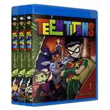 Os Jovens Titãs - Serie Completa Em Bluray 1080p