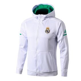 Agasalho Do Real Madrid - Roupas de Futebol no Mercado Livre Brasil d64987554111f