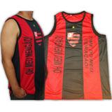 Camisa Do Flamengo Regata Nação Rubro Negra Mengão Top