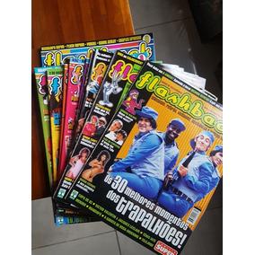 Revista Flashback - Coleção Completa - 1 A 10 !!