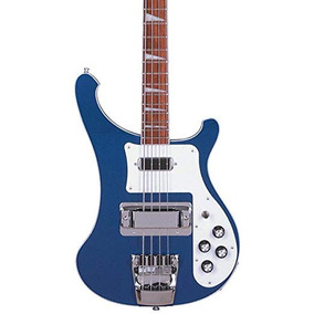 Rickenbacker 4003 Bajo Midnight Blue- A Pedido!