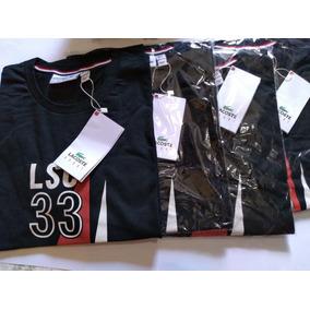 af190e3f95a7e Lacoste Peruana - Camisetas e Blusas no Mercado Livre Brasil