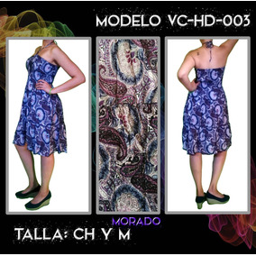 Vestidos Corto Hindú Vc-hd-003 Envío Full Gratis